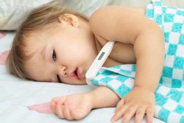 خطرات تشنج در کودکان